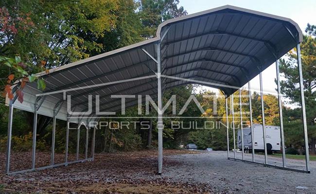 Custom Metal Structures Ultimate Carports Amp Metal